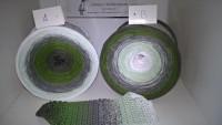 Buschwindröschen 200 - Bobbel - 4fädig 5 Farben - LL von 380 m bis 1500 m wählbar