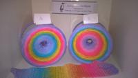 241 Confetti - Bobbel - 4fädig 8 Farben - LL von 380 m bis 1500 m wählbar