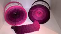 Pink Lady 062 Bobbel - Farbverlaufsgarn mit u. ohne Lurex - LL von 500 m bis 1750 m wählbar