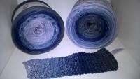 176 Jeans -  4 fädig / 4 Farben - von 380m bis 1500m wählbar