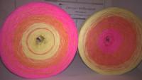 254 Licht & Leben - Bobbel - 4fädig 3 Farben - Lauflänge von 380 m bis 1500 m wählbar